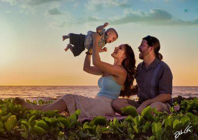 family photography reflector photo