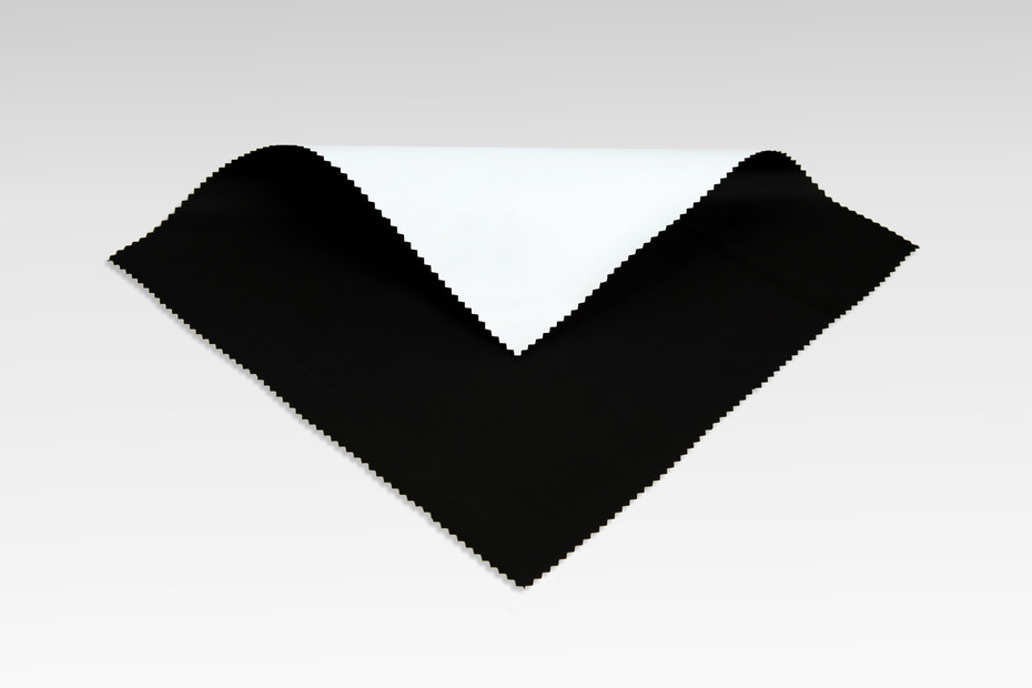 Black Light Grey Fabric Reflector