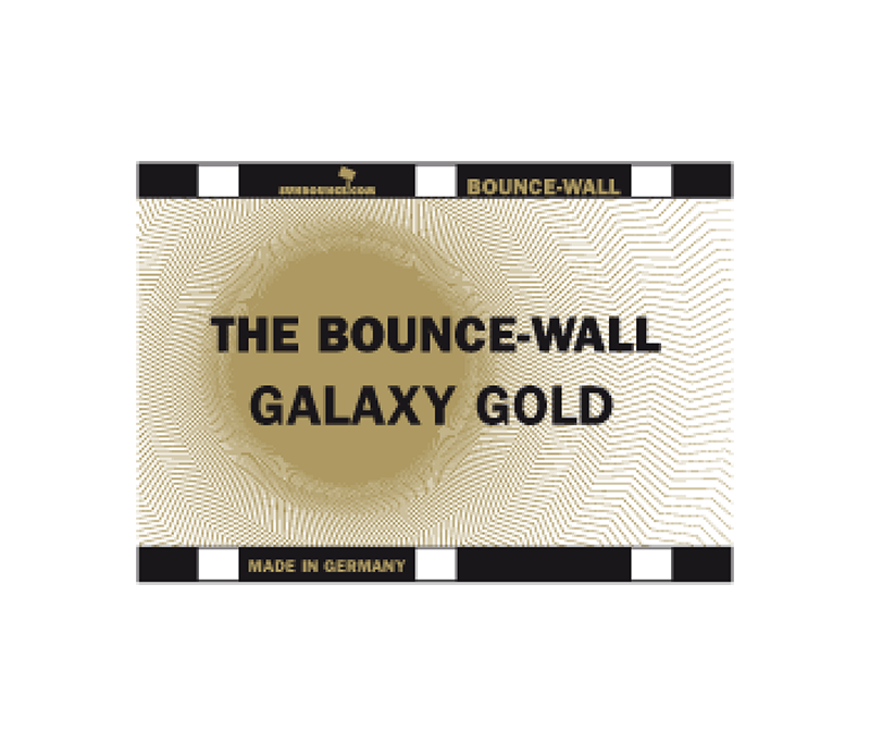 Sunbounce Bounce-Wall Camera Flash Photography Reflectors Galaxy Gold White