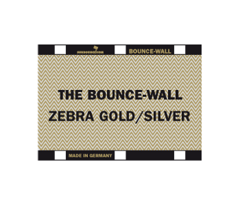 Sunbounce Bounce-Wall Flash Photography Reflectors Zebra Gold Silver