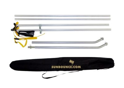 SUN-SWATTER BIG Frame with Shoulder Sling Bag