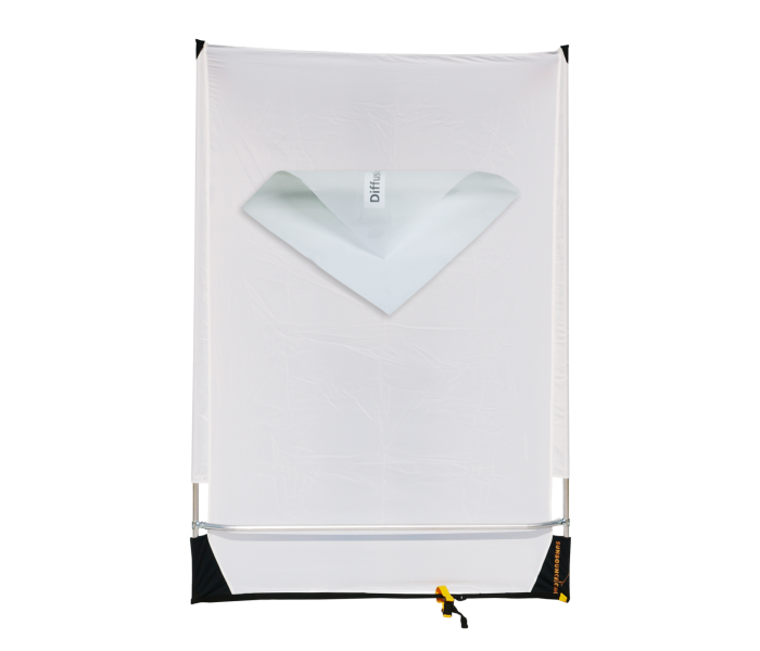 Sun-Swatter Professional Photographer Light Diffuser Scrim