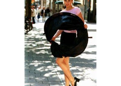 Professional Photographer Model Location Photography Dress Tube