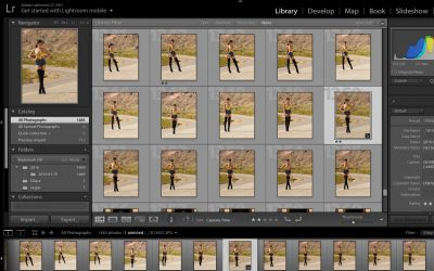 Editing Photos vs. Photo Editing
